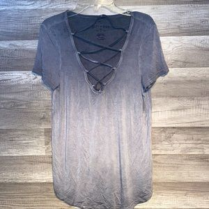 American Eagle soft & sexy strappy tee